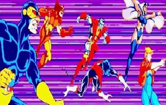 EL PRIMER JUEGO DE X-MEN PARA MAQUINITAS