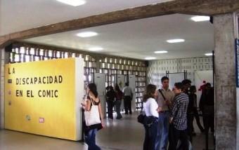 CÓMICS Y DISCAPACIDAD: EXPOSICIÓN EN LA UCV