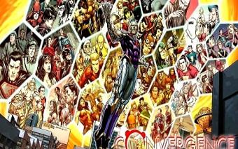 """CONVERGENCE: LA NUEVA """"CRISIS"""" DE DC COMICS"""