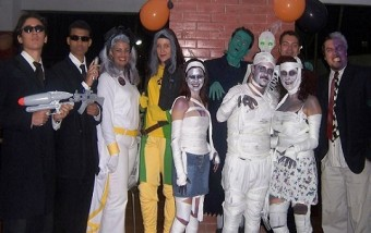 HALLOWEEN PARTY 2006