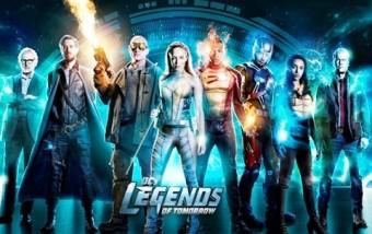 SDCC2017: DC LEGENDS OF TOMORROW S03 TRAILER