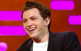 TOM HOLLAND EN THE GRAHAM NORTON SHOW