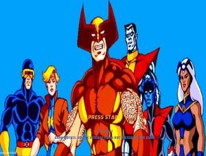 X-Men Arcade Videojuego Wolverine