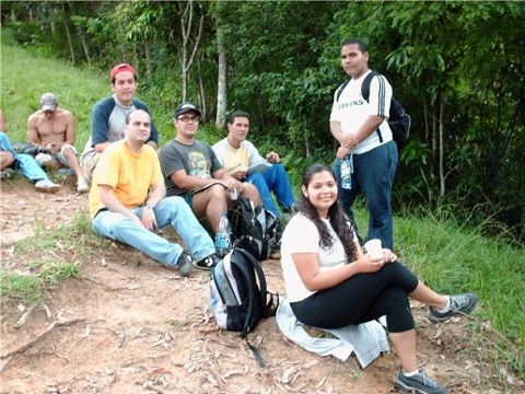 Población Mutante Parque El Ávila 2008 4