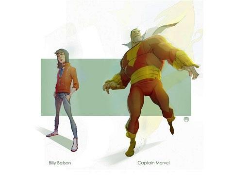 10-Kizer-Billy-Batson-Captain-Marvel