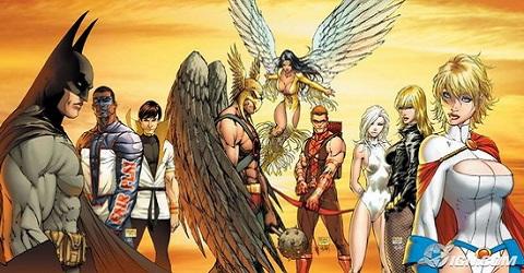 Michael Turner DC Comics