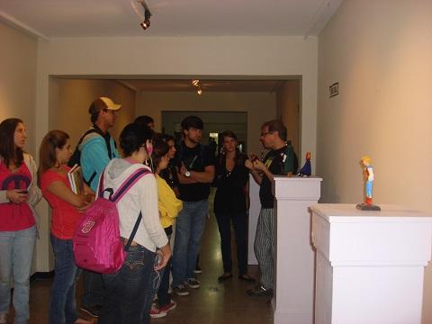 Artgnosis Población Mutante Cómics y Discapacidad 2010 Universidad Monteávila 03