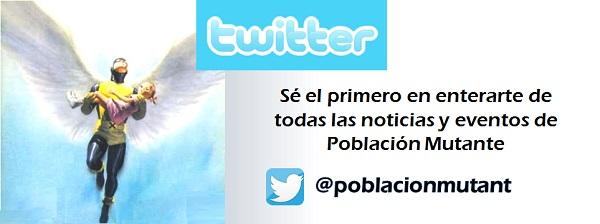 Contacto Población Mutante 1 Twitter