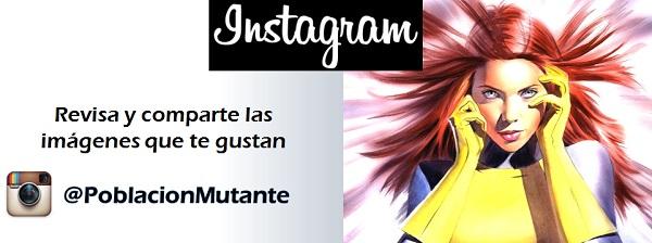 Contacto Población Mutante 4 Instagram