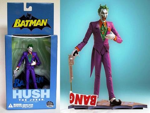 Joker Figuras Batman Hush