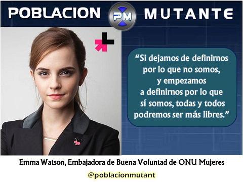 Marvel Día de la Mujer Emma Watson
