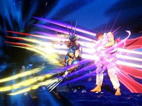 Marvel versus Capcom 3 Combo