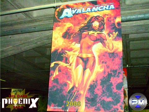 Convención Avalancha 2008 Población Mutante banner