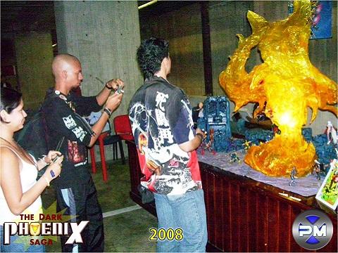 Convención Avalancha 2008 Población Mutante