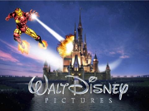 Disney compra Marvel Iron Man