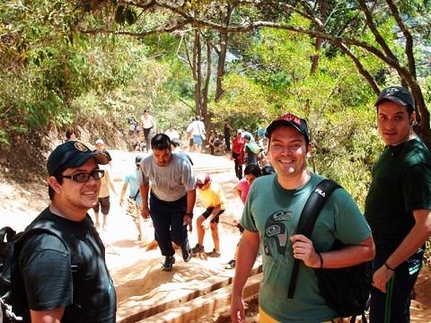 Población Mutante Parque El Ávila 2009 1