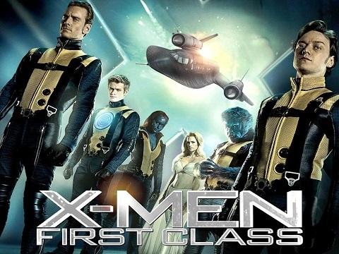 X-Men First Class Cineforo Amigos de la Vida