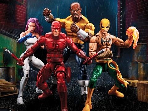 SDCC-2017-Marvel-Legends-Defenders