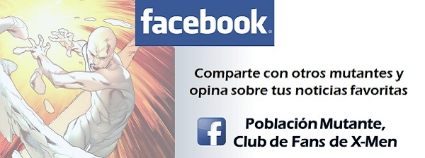 Contacto Población Mutante 2 Facebook