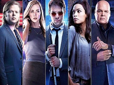Daredevil Netflix Easter Eggs Cast