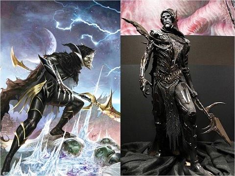 D23-Thanos-Black-Order-Corvus-Glaive