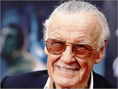 Homenaje de un fan a Stan Lee